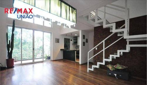Imagem 1 de 24 de Apartamento Com 1 Dormitório À Venda, 84 M² Por R$ 550.000,00 - Morumbi - São Paulo/sp - Ap0861