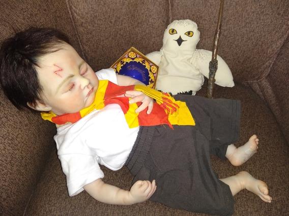 Bebê Reborn - Harry Potter