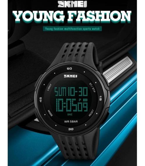 Relógio Digital Unissex Importado Skmei