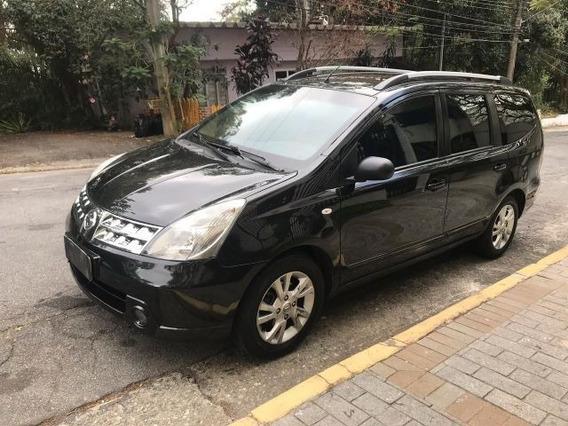Nissan Grand Livina S 1.8 16v Flex, Glivina