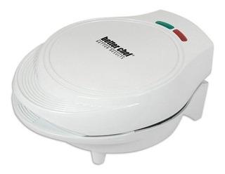 Better Chef Mejor Electric Doble Omelette Maker- Blanco