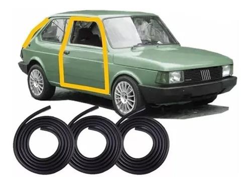 Combo Juego De Burletes Puertas Y Baúl Fiat 147