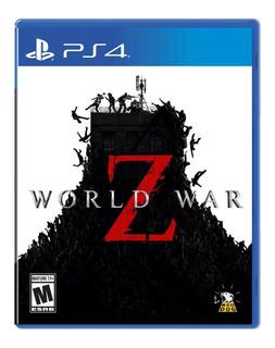 Juego Ps4 Orld War Z [restaurado De Fábrica]