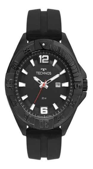 Relógio Technos Racer Masculino Preto 2115mtn/8p