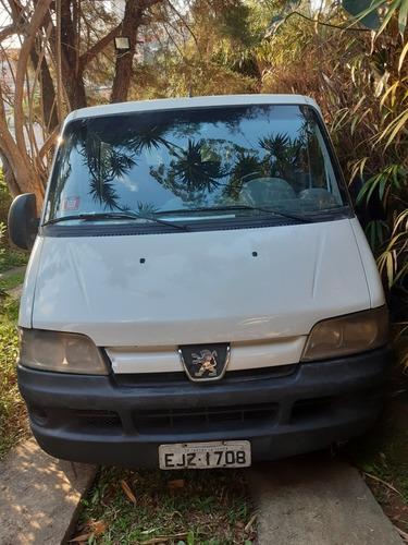 Imagem 1 de 3 de Peugeot Boxer Minibus 2010 2.3 Hdi 330m Médio 15l 5p