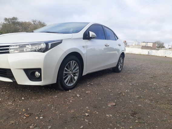 Toyota Corolla Seg Cvt Modelo 2017/50.000 Km