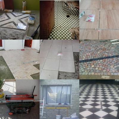 Maestro Construcción: Ceramista Pintor Albañil Soldador Gasf
