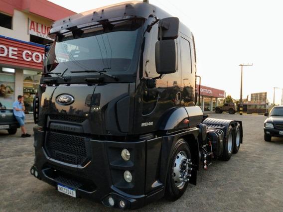 Ford Cargo 2842 6x2 Ano 2013 Automatico