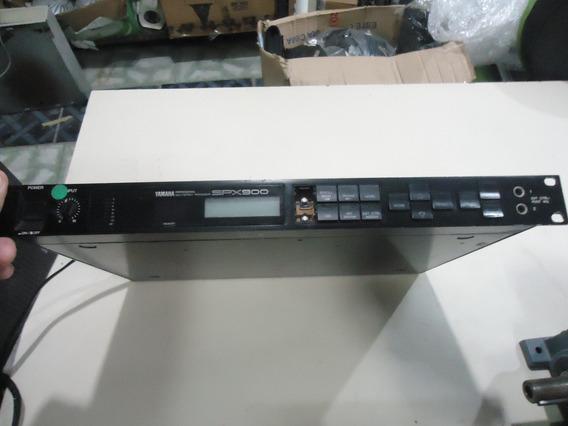 Processador De Efeito Yamaha Spx 900 (sucata)