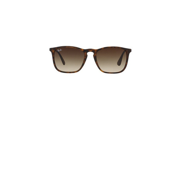 Ray Ban Rb4187l 856/13 Chris Gradiente Óculos De Sol 5,4cm