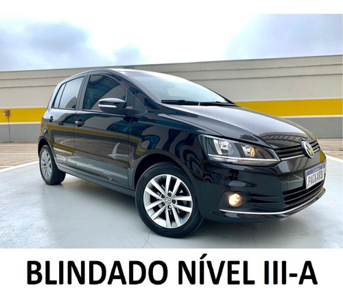 Volkswagen Fox 1.6 Connect - 2018 - Blindado - 28.000kms