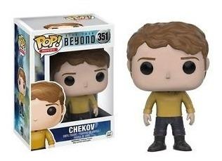 Funko Pop! Movies Star Trek Beyond Chekon - Funko Pop