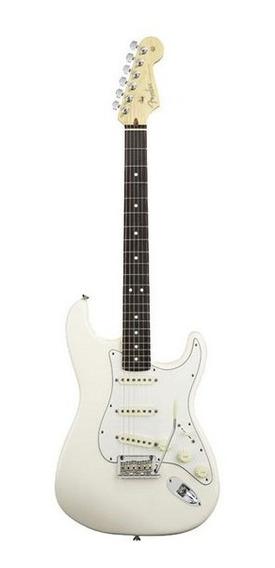 Guitarra Fender American Standard Stratocaster Olimpic White