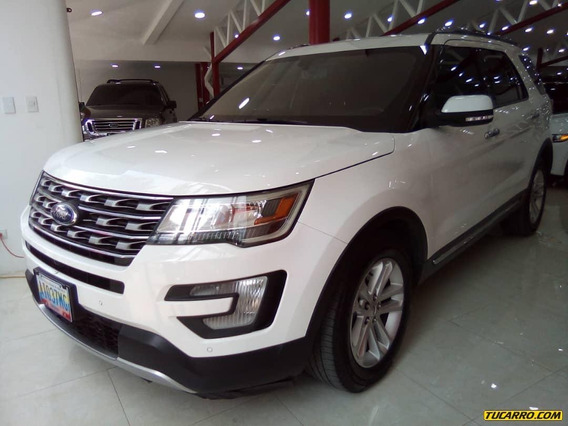 Ford Explorer Limited Blindada