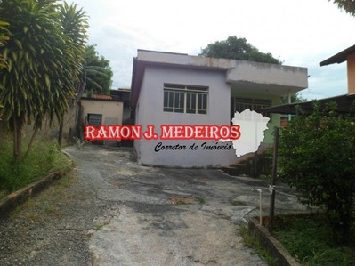 Casa 3qts Lote 360m² Bairro Mantiqueira Em Belo Horizonte-mg