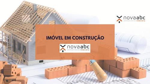 Cobertura Com 2 Dormitórios À Venda, 55 M² Por R$ 440.000,00 - Vila Leopoldina - Santo André/sp - Co1146