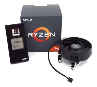 Ryzen 5 2600 Procesador Amd 6c/12t