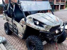 Vendo Kawasaki Teryx4 Camo (buggy)