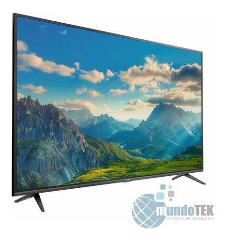 Tv Tcl 32 Smart Android 9 Control Voz S60a Modelo2020 Soport