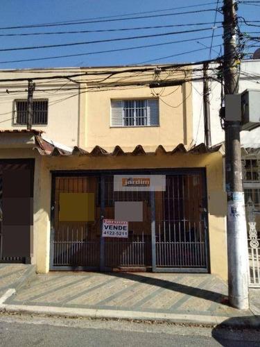 Imagem 1 de 2 de Sobrado Com 2 Dormitórios À Venda, 139 M² - Jardim Do Mar - São Bernardo Do Campo/sp - So2903