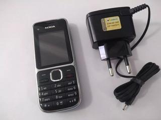 Celular Nokia C2-01 3g - Usado