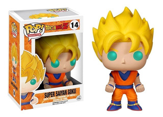 Funko Pop 14 Super Saiyan Goku Dragon Ball Z