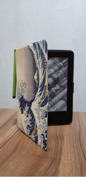 Kindle 7a Geração Com Capinha E Caneta Touch De Brinde!