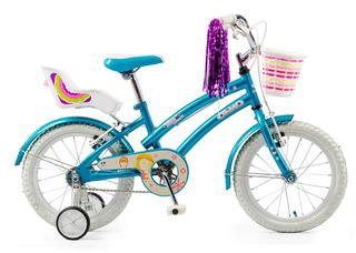Bicicleta Tiny Pets 12 Infantil - Olmo - Livin House