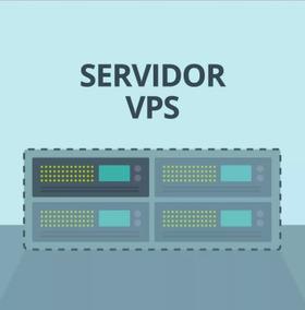 Servidor Vps Xeon 3.3ghz, 1gb Ram, 30gb, Ssh, Root, Linux