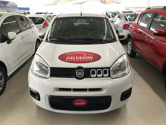 Fiat Uno 1.4 Evo Evolution 8v Flex 4p Manual 2015/2015