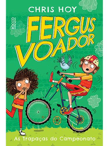 Imagem 1 de 1 de Fergus Voador-as Trapaças Do Campeonato