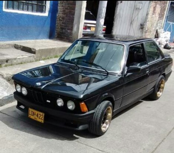 Bmw Serie 3 320i Versión Americana 1995