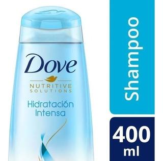 Dove Hidratacion Intensa 400 Ml Shampoo / Acondicionador