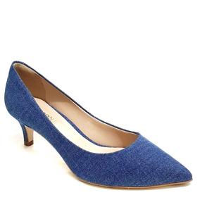 9ac78bf1e Sapato Scarpin Cecconello - Sapatos no Mercado Livre Brasil