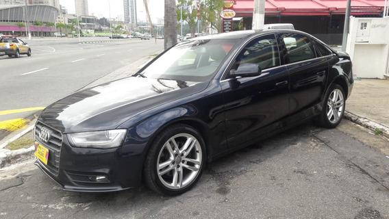 Audi A4 1.8 Tfsi Attraction Gasolina 4p Multitronic
