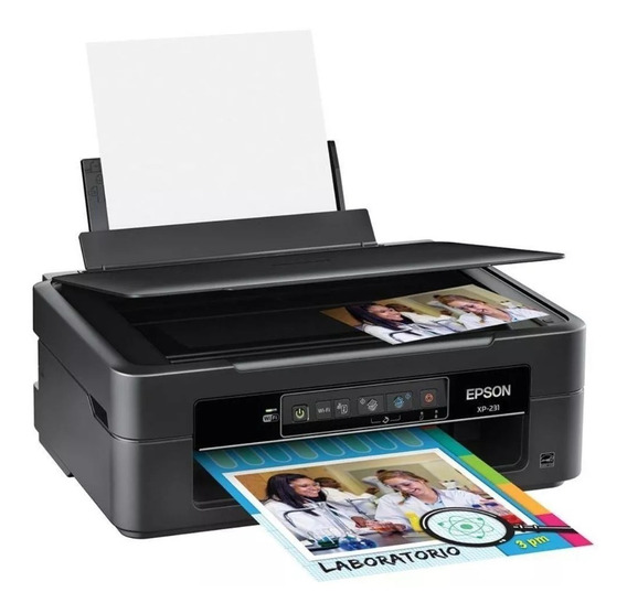 Impressora E Multifuncional Epson Expression Xp231