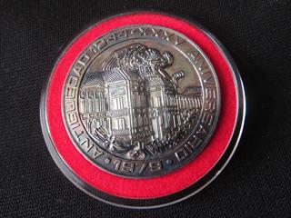 Medalla Heroico Colegio Militar 35 Aniversario 1944 1979