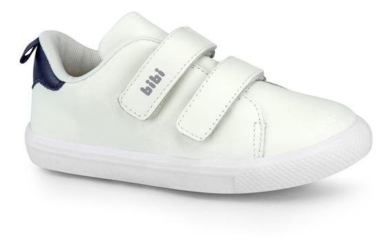 Tênis Infantil Bibi Masculino Branco Agility Mini 1046212