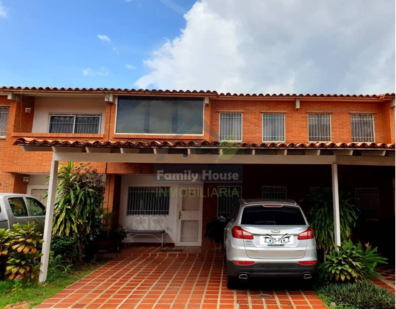 Family House Guayana Townhouse En Venta Master