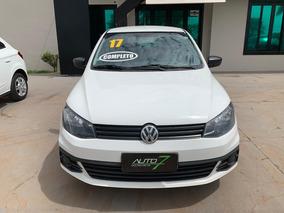 Volkswagen Gol 1.6 Msi Trendline Branco (flex)