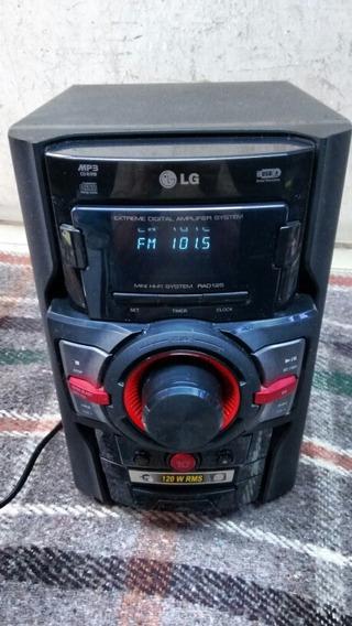 Som Mini System LG Rad125(sem Caixas)