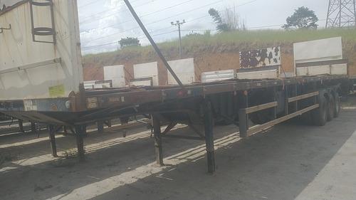Randon Porta Container Carga Seca - 3261