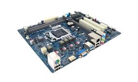 Placa Mãe Intel 1155 Tg H61 B75 Pos. B75h2-m3 - Nova