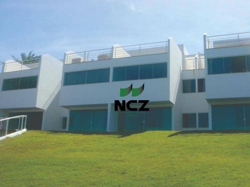Cobertura Com 3 Dormitórios À Venda, 198 M² Por R$ 550.000,00 - Buraquinho - Lauro De Freitas/ba - Co0147