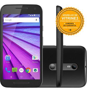 Motorola Moto G Turbo Xt1556 16gb 13mp Preto Vitrine 3