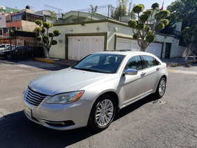 Chrysler 200 2.4 Limited At 2014
