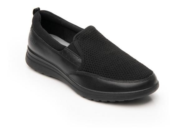 Calzado Flexi Mujer 102005 Negro Casual