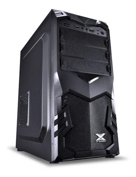 Pc Gamer Barato Cpu - Hd 500gb 8gb Ram Geforce + Brinde