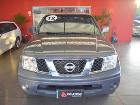 Nissan Frontier 2.5 Se 4x4 Cd Turbo Eletronic