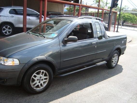 Fiat Strada 1.8 Mpi Adventure Ce 8v Gasolina 2p Manual